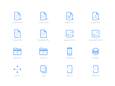 Icons feather filetype illustrate icon icons