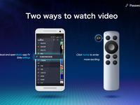 TV Interface Design (2014)