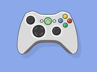 Xbox 360 Flat Controller