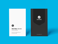 ⚡️Caffeina | Business card