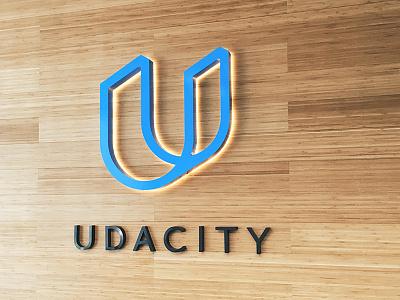 Udacity Lobby logo branding udacity