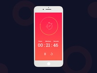 #Daily UI 014 - Countdown Timer
