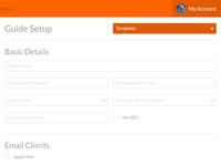 Email Setup Buddy App Guide Setup (WIP)