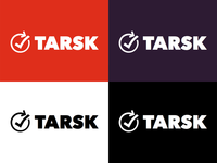 Quick Branding Mockup - TARSK Colour Ways