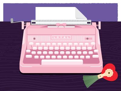 Typewriter <3