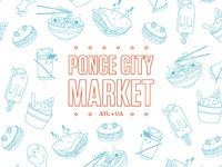 Ponce City FOODS!