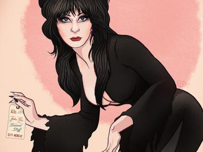 Elvira, Mistress of the Dark!