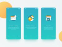 Onboarding - MParking app