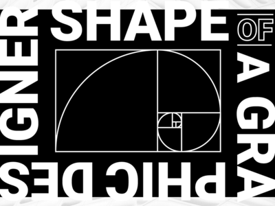 Shape Of a Graphic Designer