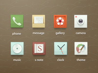 samsung note 3 theme Chinese Classic