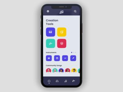 Music Creation App