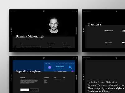frontend developer portfolio