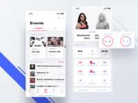 Tapology mobile app