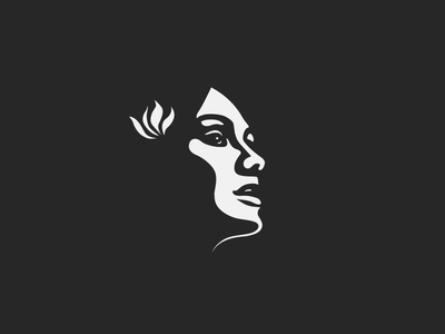 Logo For Plastic Surgery Center woman face logo beauty plastic surgery silhouette icon graphic head person