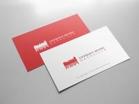 Music nashville business card 2x