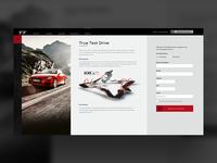 Audi Form