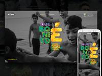 Vivo World Cup Hotsite