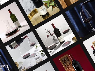 Ao Yun lvmh minimalist minimal red wine wine instagram photography photo