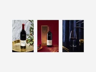 Ao Yun luxury minimalist minimal photography instagram alcool wine bottle red wine wine