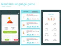 Mandarin language game
