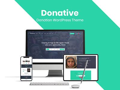 Donative – Free Donation Based WordPress Theme wordpress development wordpress design theme free donation theme charity theme free theme wordpress theme wordpress
