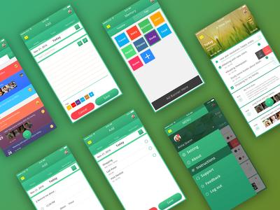 Todo App Design