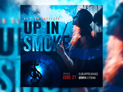 Smoke Hookah