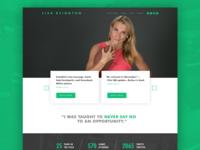 Lisa Byington Website