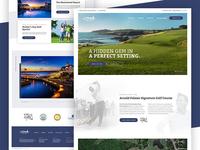 Golf Course Concept