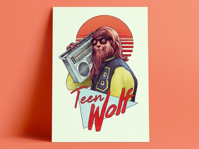 Finished Teen Wolf 85