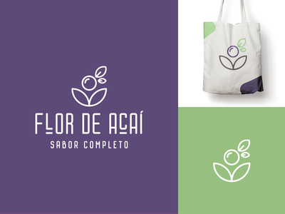 Flor de Açaí • Concept