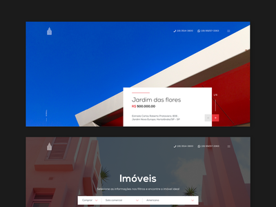 Veccon • Header pages