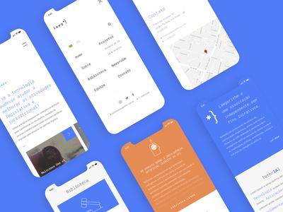Lawgorithm • Mobile