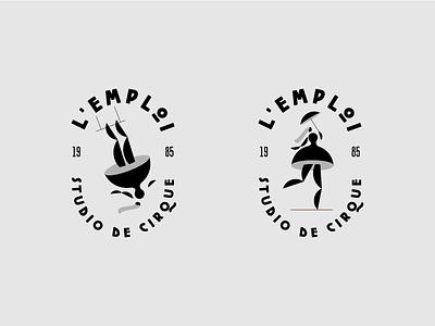 Image circus logo typography logo sign type designisjustform