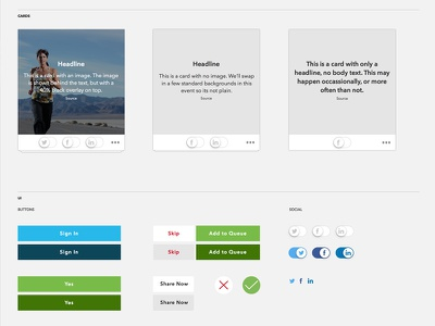 iOS Style Guide ios mobile styleguide pattern flat sketch