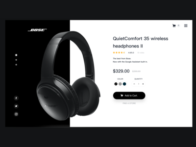 Bose Single Product