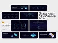 Web page UI kits