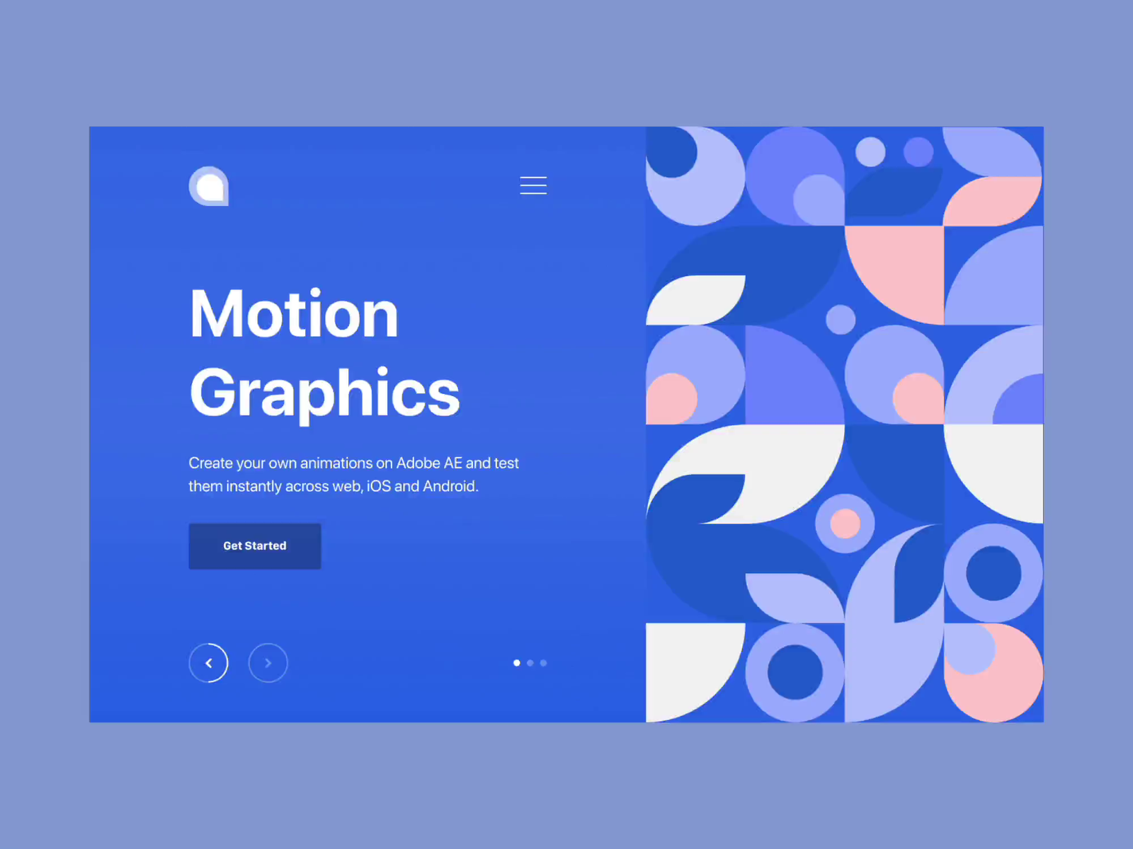 Daily Lottie Animation by SeeRgb on Dribbble