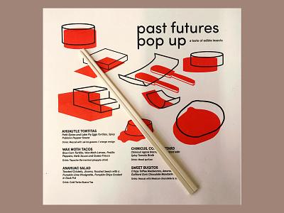 Menu Design print graphics menu