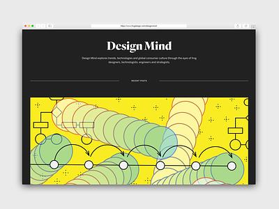 Designmind graphic design illustration