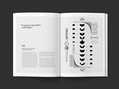 Strategies For Innovation Report 0 report design editorial illustration editorial design graphic design