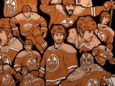 Oilers Playoff Run