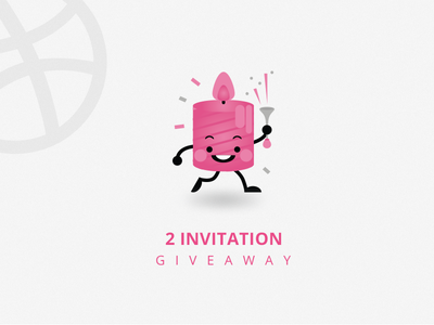 Dribbble Invitation welcome new member iphone firstshot draft debuts giveaway gift invitation dribbble available