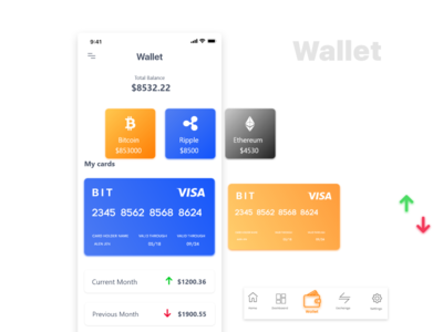 Crypto Currency Wallet