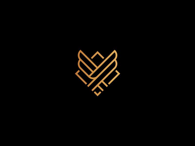 TSP:DIY - COVA Osprey apparel design apparel logo mark logo bird relay running the speed project