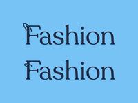 Fashion Tag Concept? WIP