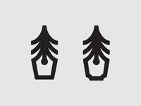 Tree + Pen WIP