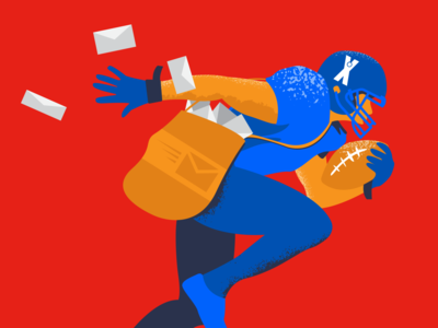 Email Subscription Illustration
