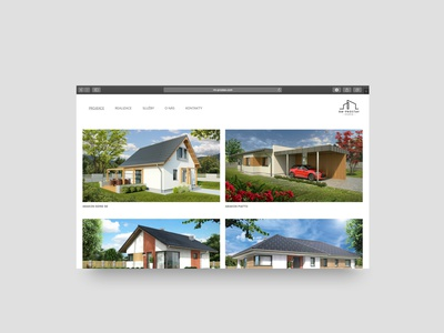 Archi website ux architecture archi web webdesign website minimalist rakowski rakowski studio