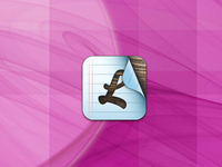 Listomatic iPhone App Icon